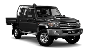 Toyota Landcruiser Exhaust Systems